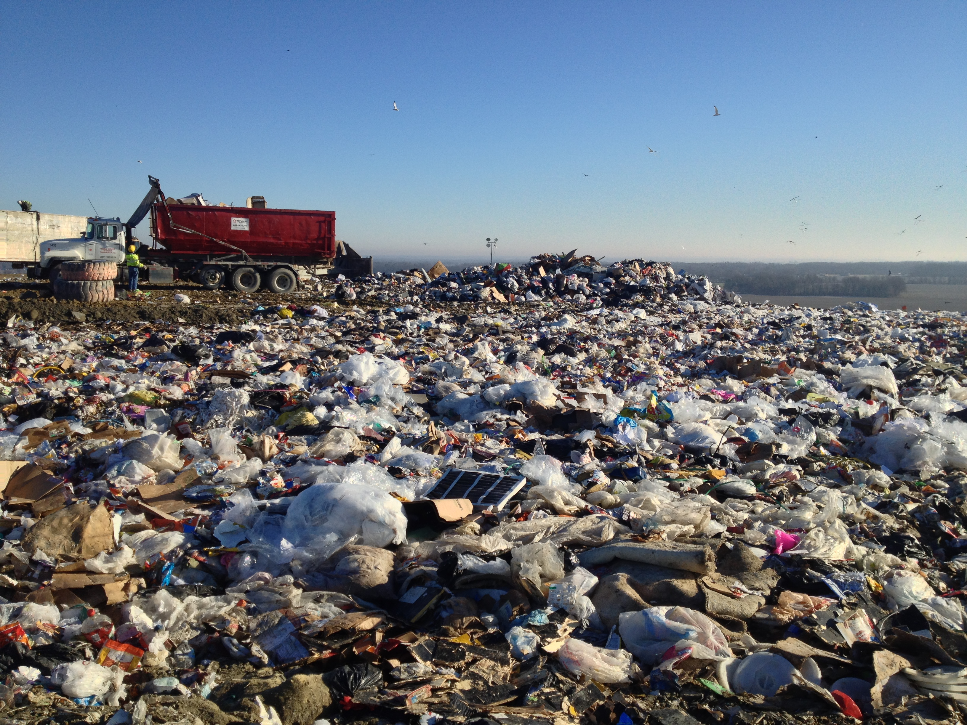 Anatomy Of A Landfill