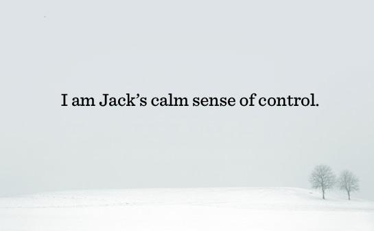 Jack's Control
