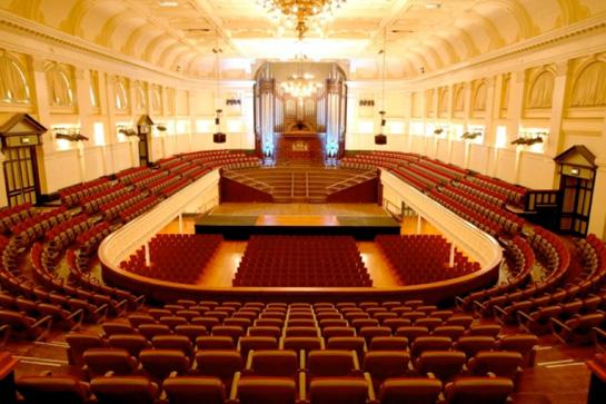 Wellington Townhall