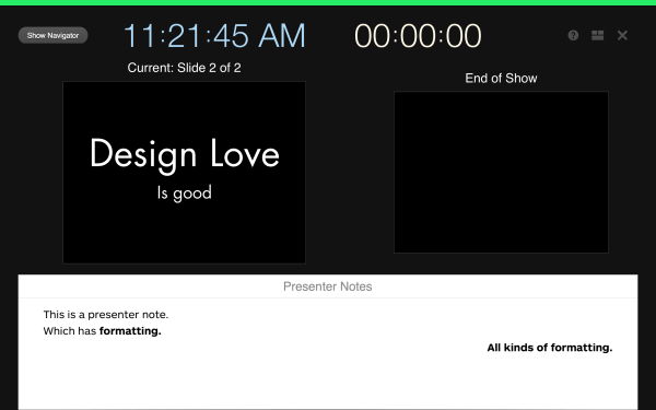 keynote-design-love
