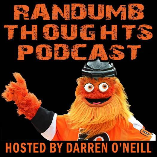 Randumb Thoughts Podcast - Episode #70 - Gritty