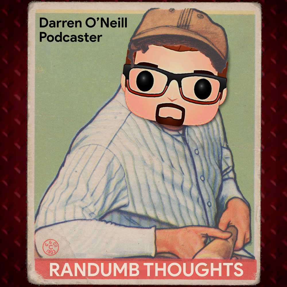 Randumb Thoughts Podcast #129 - Sports Card Scam