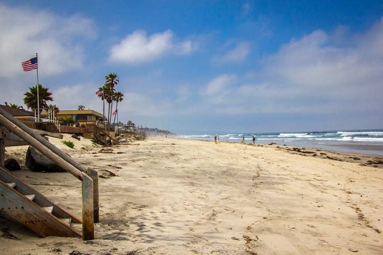 Dog Beach Del Mar, CA