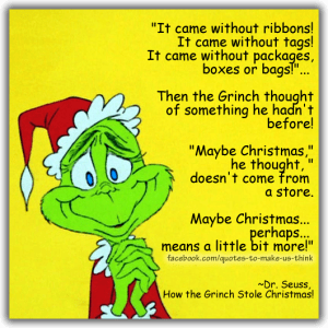 Grinch - Maybe Christmas