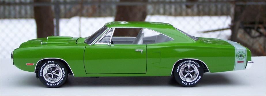 AMT 1970 Dodge Coronet Super Bee 440ci Magnum