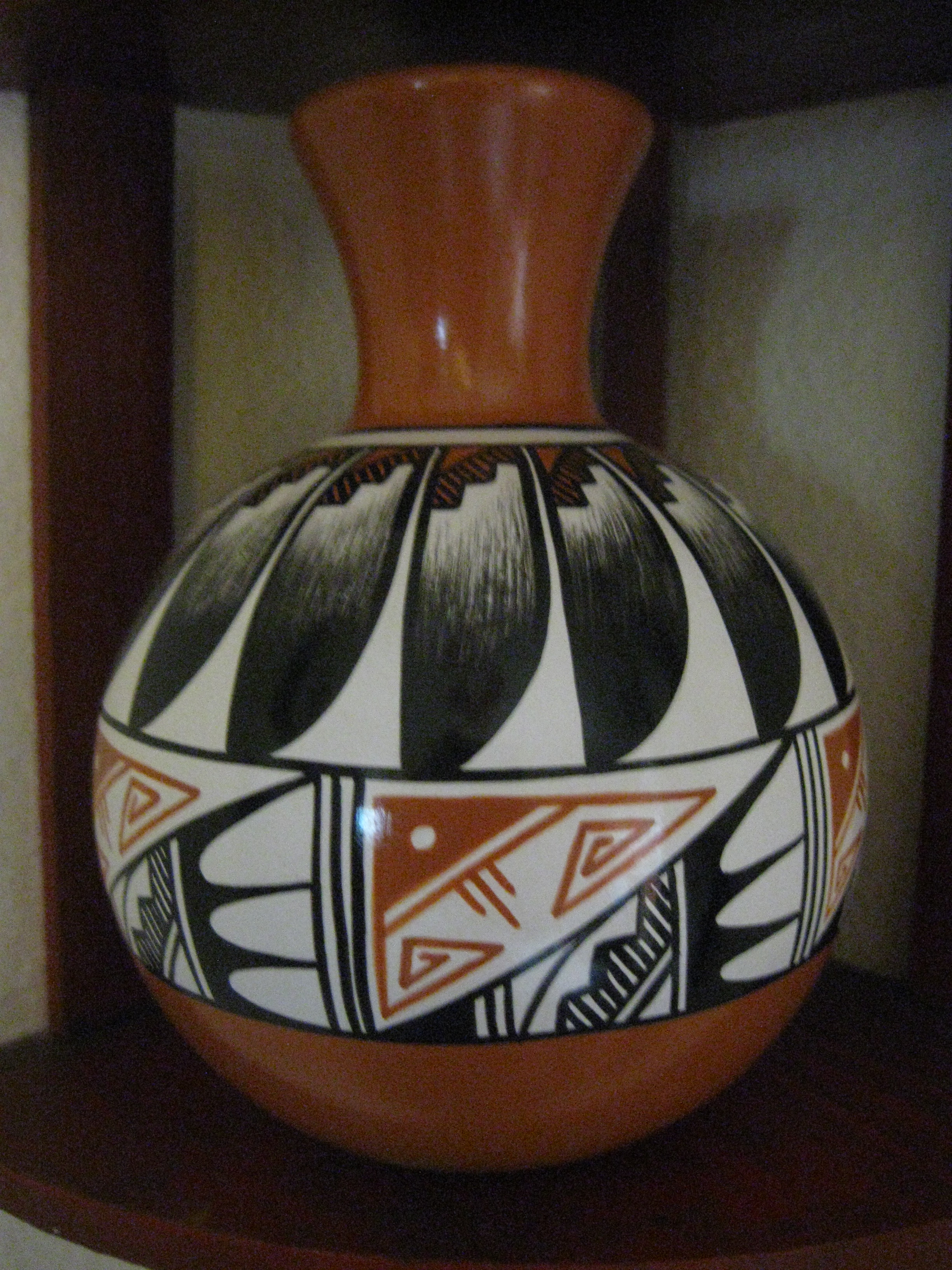 Native American Pottery From My Collection Part 3