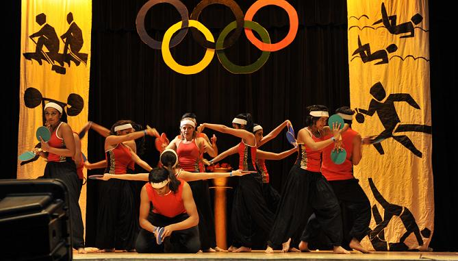 South Asian Dance Showdown