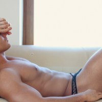 MEN'S FITNESS |  Russian hunk Anatoly Goncharov strips down for the camera