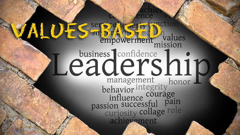 values-based leadership