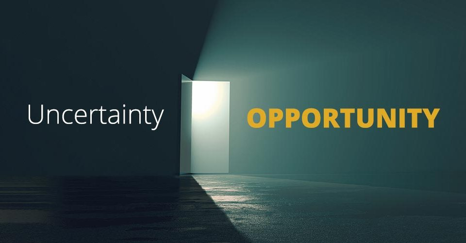 Are You Leading with Uncertainty or Opportunity Thinking?