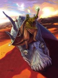 Star Wars Galaxy Series 4- Tusken Warrior
