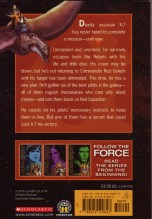 Star Wars Rebel Force: Book 4 Cover Illustration (Back)