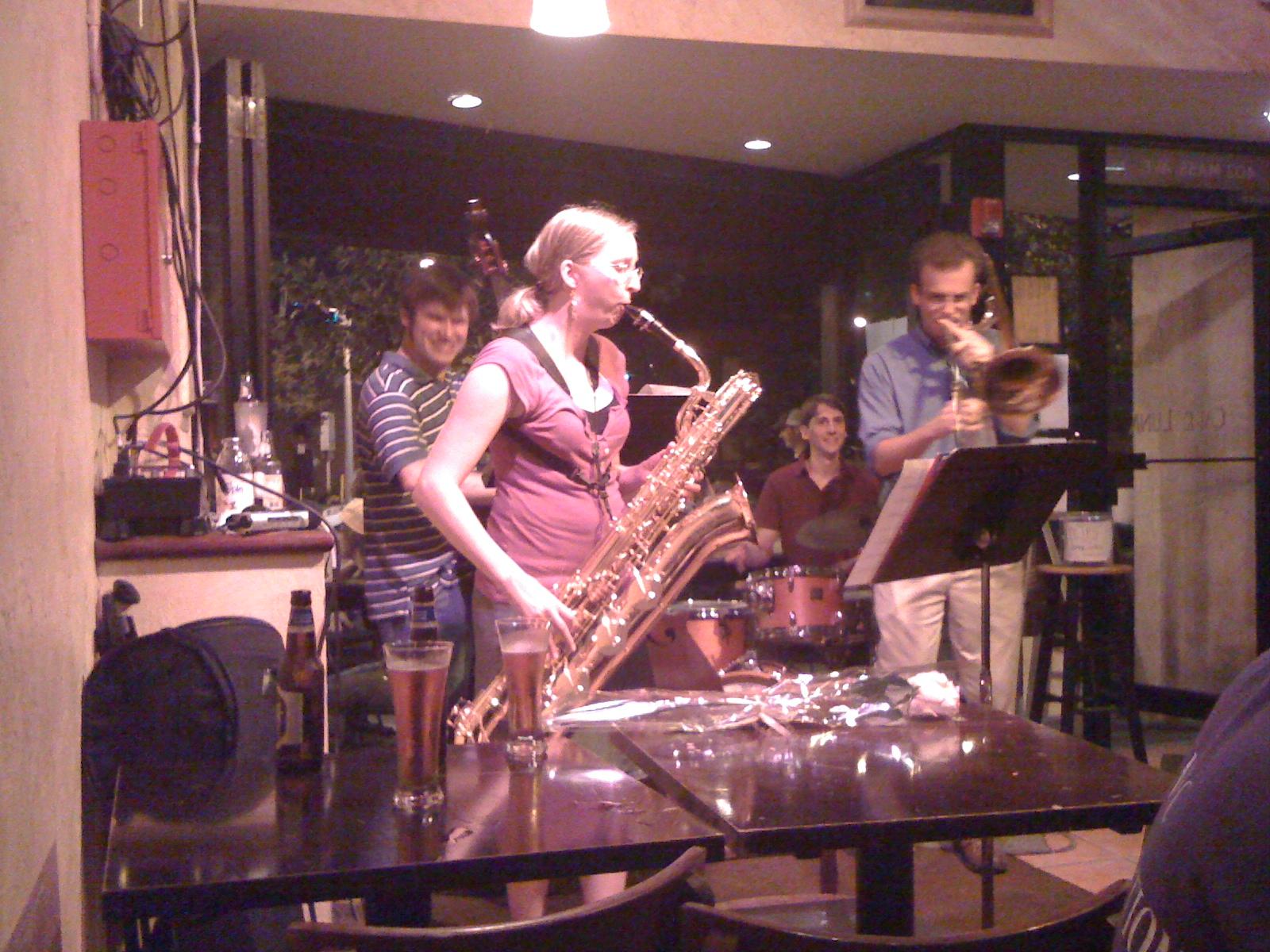 Kathy Olson Quartet