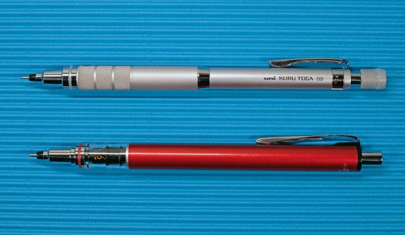 Review: Uni Kuru Toga Mechanical Pencil | Randy Preising