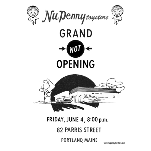 NuPenny Toy Store – Portland