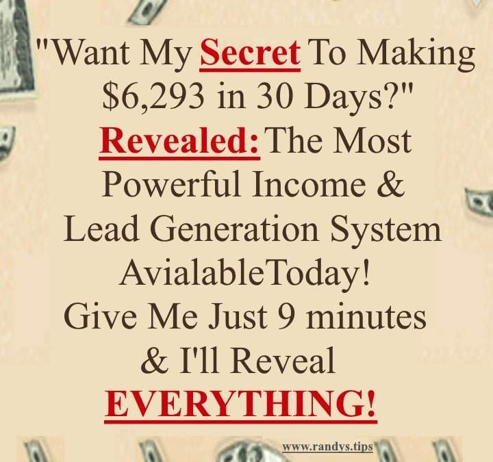 7 Real Ways to Make Money from Home | My Lead Gen Secret Review
