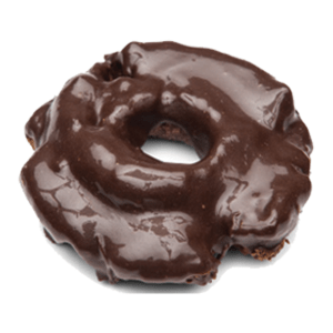 Randy's Chocolate Old Fashioned Donut