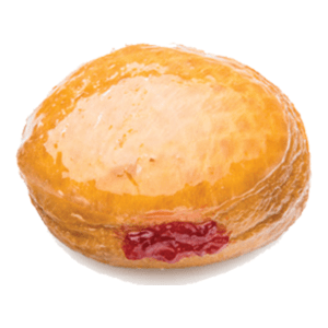 Randy's Raspberry Jelly Filled Donut