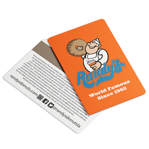 Randy's Donuts Gift Card