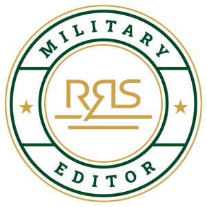 Randy Surles Military Editor Logo