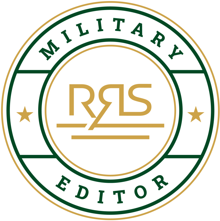 Randy Surles – Military Book Editor