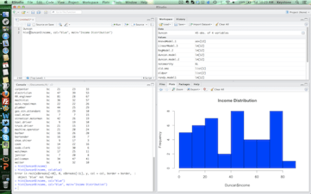 Getting Started Using R, Part 1: RStudio | R-bloggers