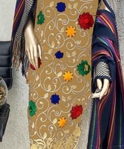 twill linen designs