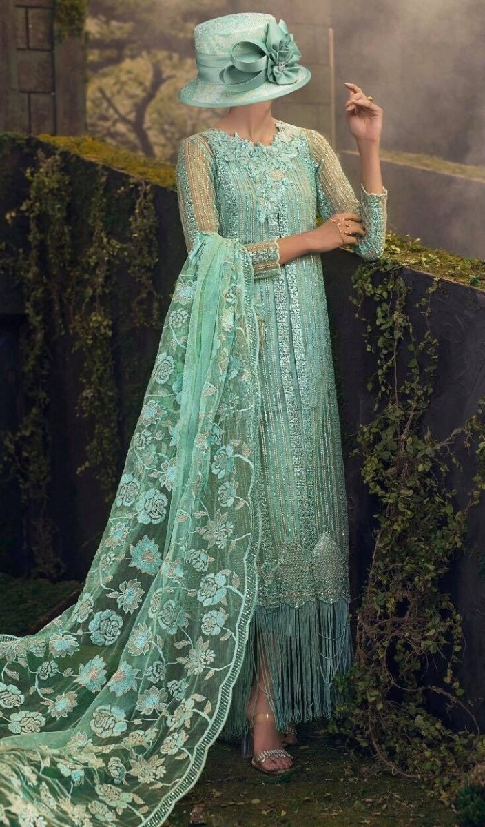 lawn latest collection embroidered