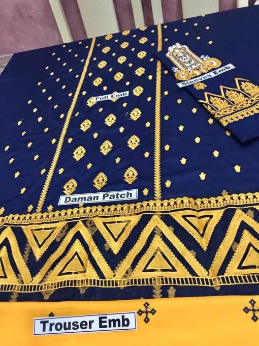 linen latest designs