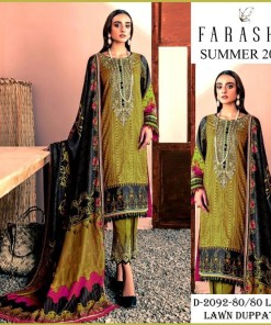 Farasha Summer Collection 2021