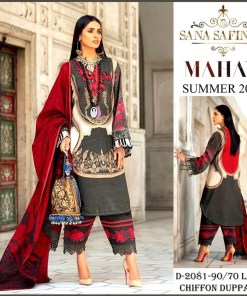 Sana Safinaz Summer Designs 2021