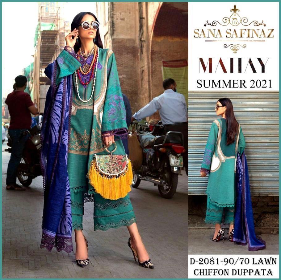 Sana Safinaz Mahay Collection