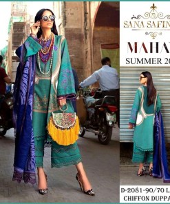 Sana Safinaz Mahay Collection