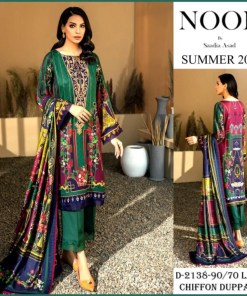 noor by sadia unstitched dresses