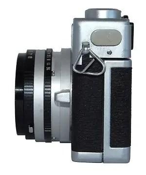 Canon Canonet QL19 new model.