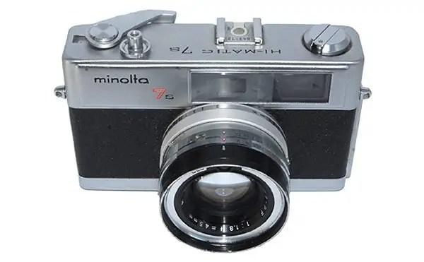 Minolta Hi-Matic 7s (1966)