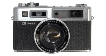 Yashica Electro 35 featured image