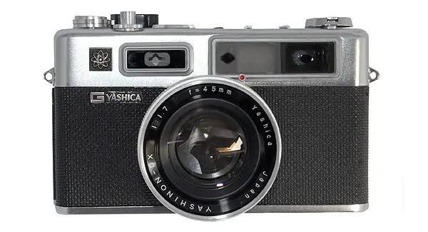 Yashica Electro 35 featured image