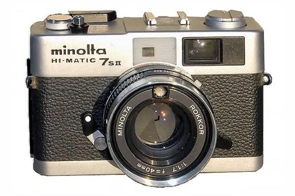 Minolta Hi-Matic 7SII