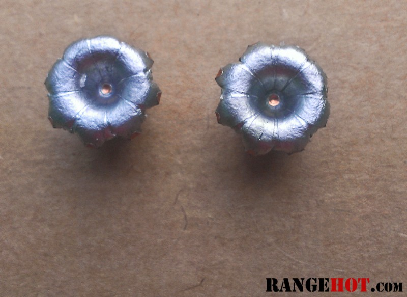 44 Smith and Wesson Special ballistic test