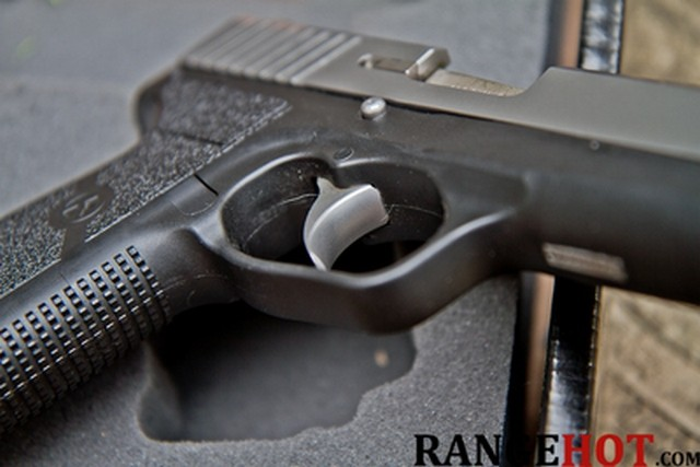 The Kahr Arms CT 40