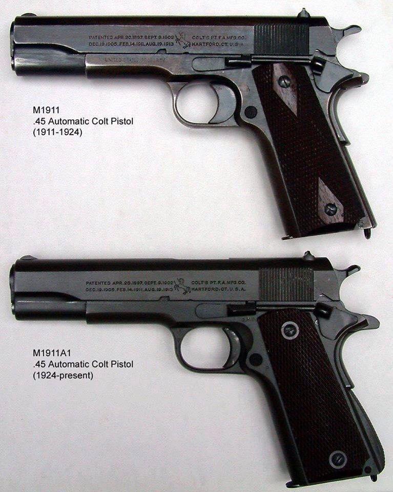 Lda pistol detail strip not absolutely