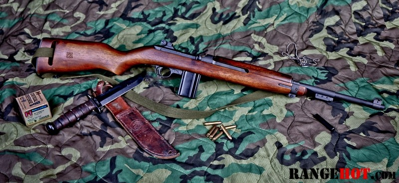 M1 Carbine, by Inland Manufacturing