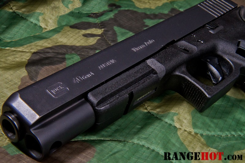 GLOCK 40 MOS 10mm Auto, review