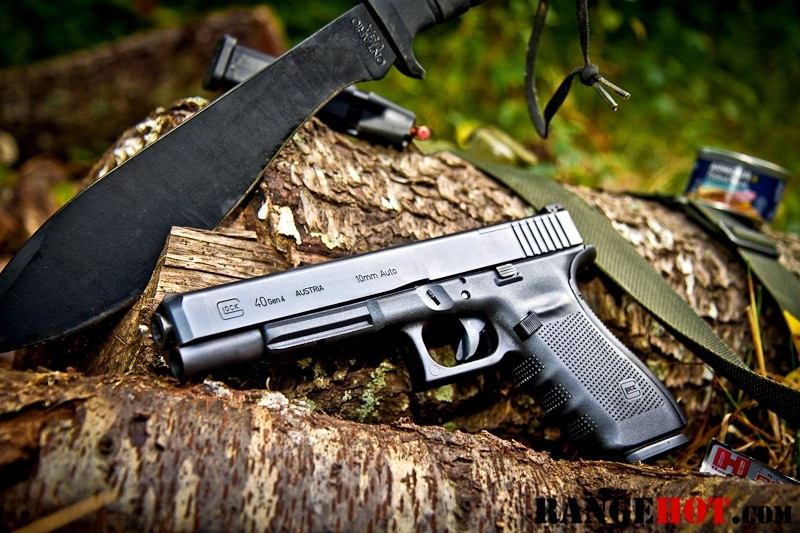 Glock 40 Mos 10mm Auto Review