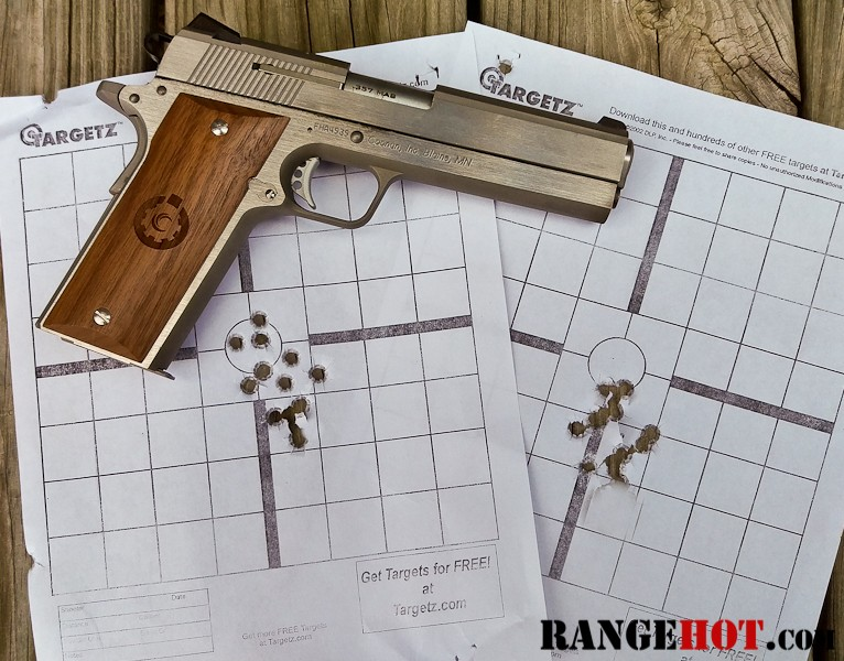Coonan  357 Magnum Automatic, best of both worlds