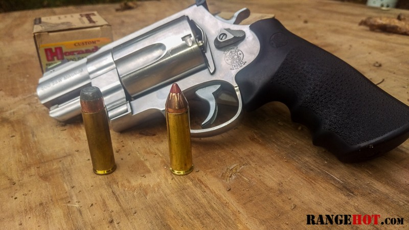 S&W 500ES, too much gun?