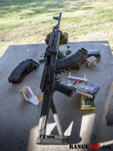Century Arms C39V2 born Russian cultured American