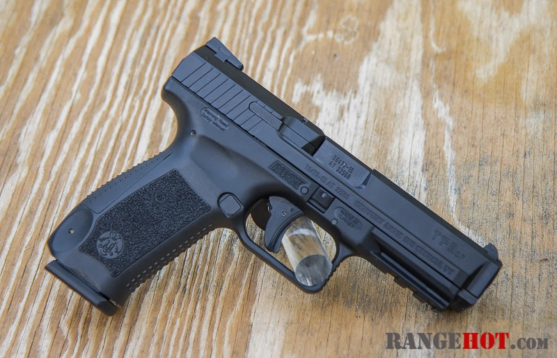 Canik TP-9 SF, affordable duty pistol that works - Range Hot