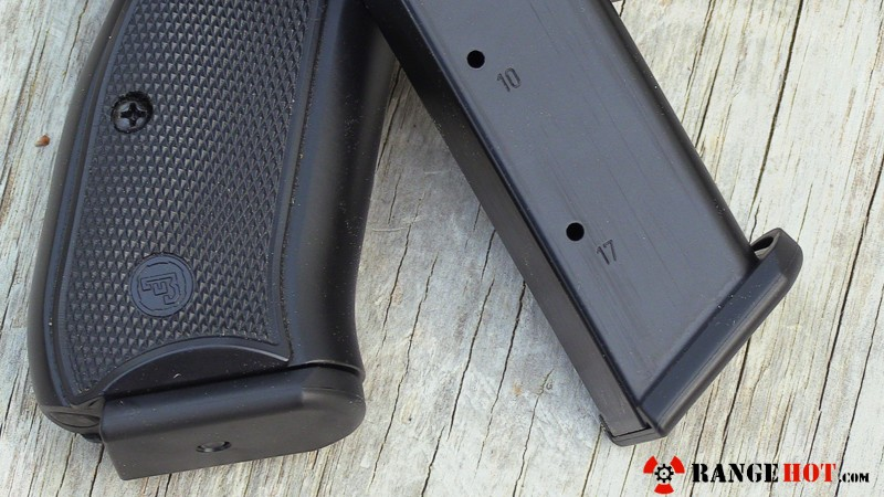 Mec-Gar 17 round magazine for CZ 75B - Range Hot